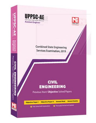 UPPSC CIVIL Engg. Previous Year Obj. Sol. papers (Made Easy)