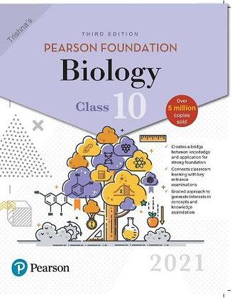 Pearson IIT Foundation Biology Class 102021 Edition