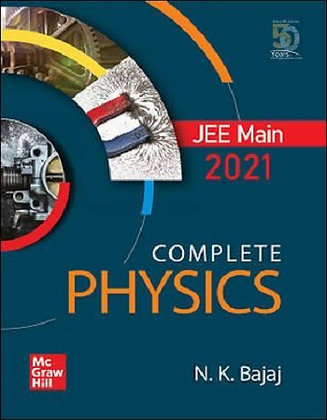Complete Physics for JEE Main 2021 - TMH