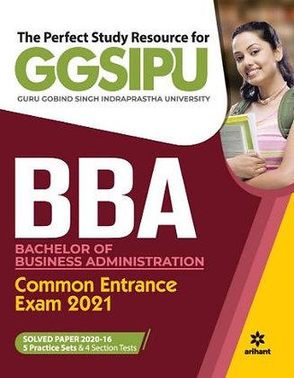GGSIPU BBA Exam Guide 2021 - Arihant