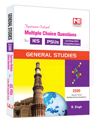 2500 MCQ for IES PSUs: General Studies - Made Easy