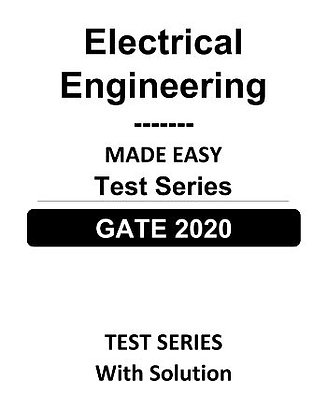 Electrical Engineering GATE Test Series 2020- Made Easy