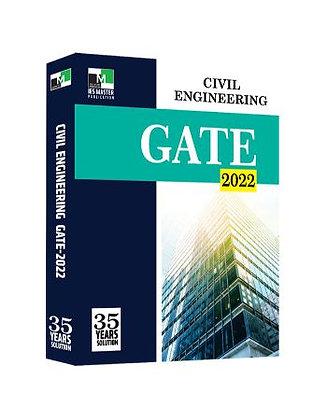 GATE 2022 - Civil Engineering (35 Years Solution) - IES Master