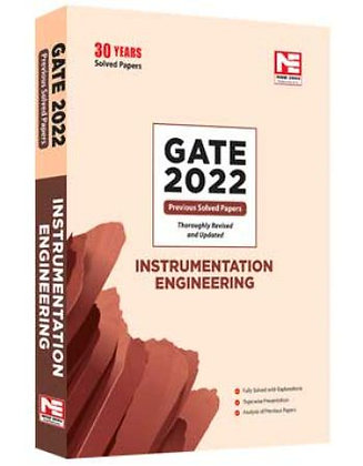 GATE-2022: Instrumentation Engg. Prev Sol. Papers - Made Easy