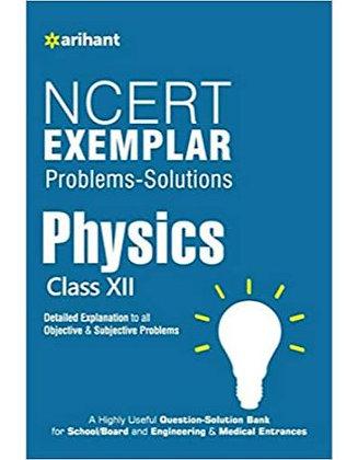 NCERT Examplar Physics Class 12th - Arihant
