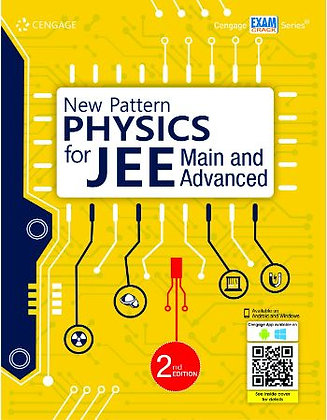 New Pattern Physics for JEE Main and Advanced, 2E - Cengage