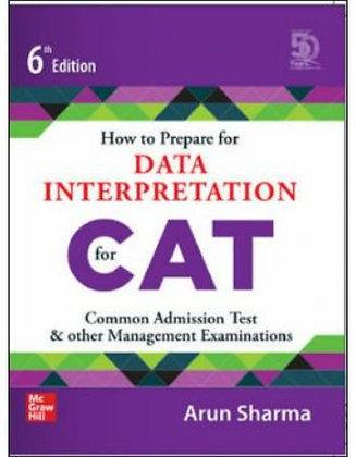 How to Prepare for Data Interpretation for CAT - Arun Sharma