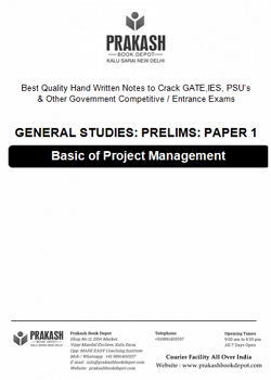 Basics of Project Management Notes