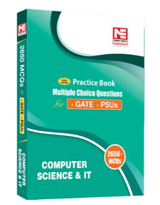 2650 MCQ: GATE/PSUs : Computer Science - Made Easy