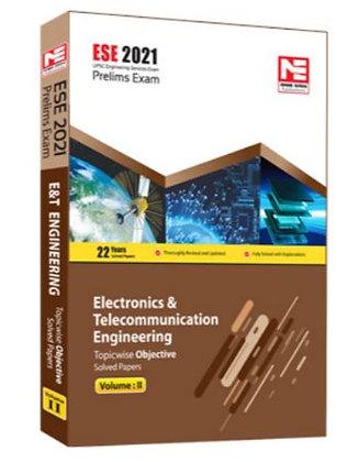 ESE 2021: Preliminary Exam: Electronics & Comm. Engg Obj Vol-2 - Made Easy