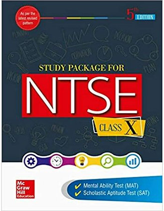 Study Package For NTSE Class 10th - TMH