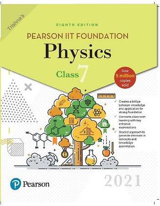 Pearson Foundation Physics Class 72021 Edition