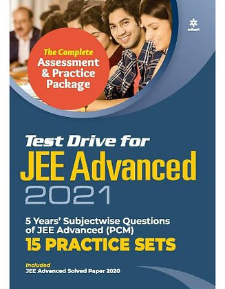 Practice Sets for Jee Advanced 2021 - Arihant