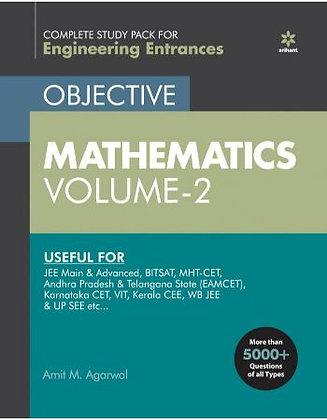 Objective Mathematics Vol 2for Engineering Entrances - Arihant