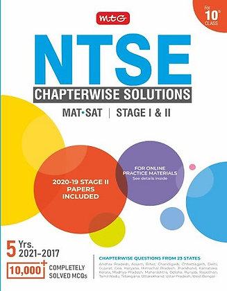 NTSE Chapterwise Solutions - MTG