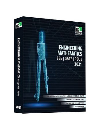Engineering Mathematics for GATE and ESE-2021 - IES Master