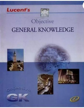 Lucent's - Objective General Knowledge