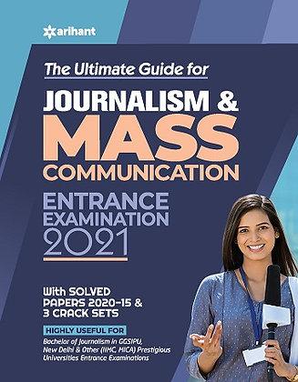 Journalism and Mass Communication 2021 - Arihant