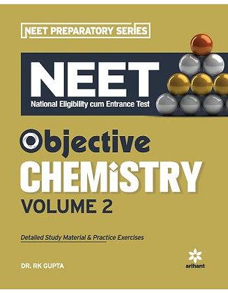Objective Chemistry for NEET - Vol. 22021 - Arihant