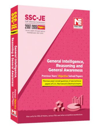 Gen. Intelligence Reasoning Obj. Solved Papers (Made Easy)