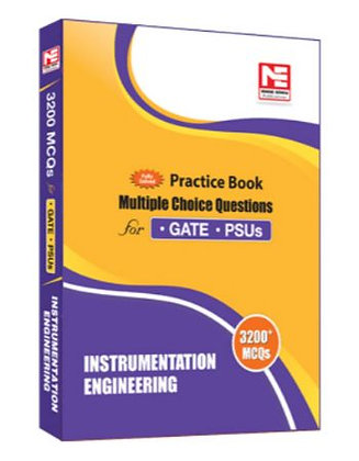 3200 MCQ :GATE&PSUs: Instrumentation (Made Easy)