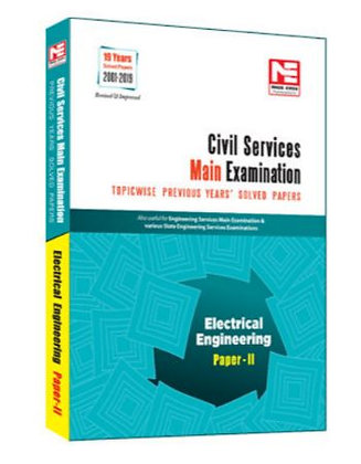 CSE Mains 2020: Electrical Engg. Sol. Papers-Vol-2 - Made Easy