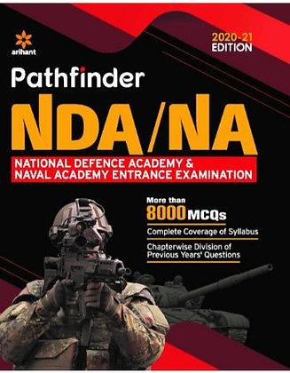 Pathfinder NDA/NA National Defence Academy & Naval Academy Ent. Exam - Arihant