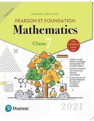 Pearson Foundation Mathematics Class 72021 Edition