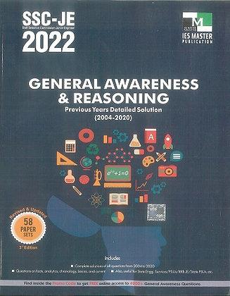 SSC-JE 2022 General Awareness & Reasoning Prev. Yrs Detailed Sol. - IES Master