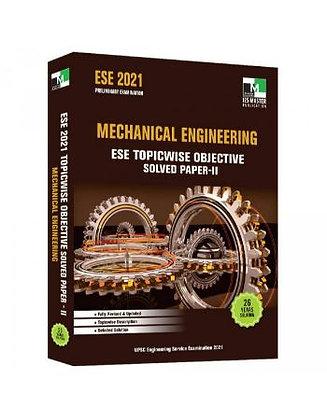 ESE 2021: Preliminary Exam: Mechanical Engg. Obj Vol-2 - IES Master