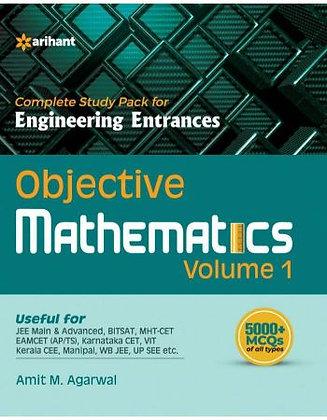 Objective Mathematics Vol 1 for Engineering Entrances - Arihant