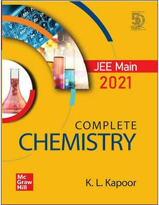 Complete Chemistry for JEE Main 2021 - TMH