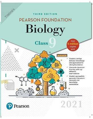 Pearson IIT Foundation Biology Class 92021 Edition