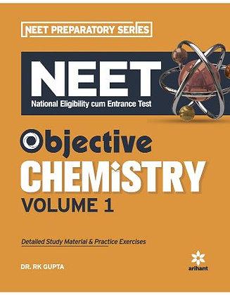 Objective Chemistry for NEET - Vol. 1 2021 - Arihant