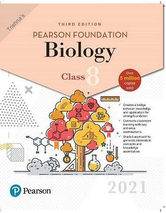 Pearson IIT Foundation Biology Class 82021 Edition
