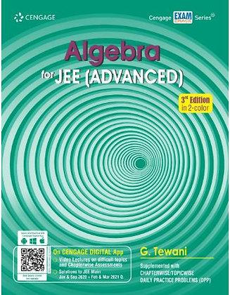 Algebra for JEE (Advanced) - Cengage