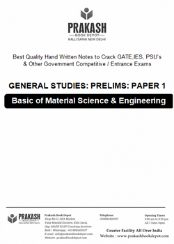 Basics of Material Science and Engineering Notes