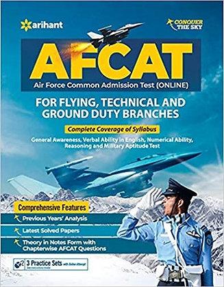 AFCAT (Flying technical & ground duty branch) - Arihant