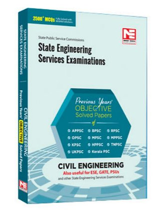 State Engg. Services Exams Prev. Yr. Obj. CE (Made Easy)