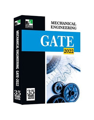 GATE 2022 - Mechanical Engineering (35 Years Solution) - IES Master