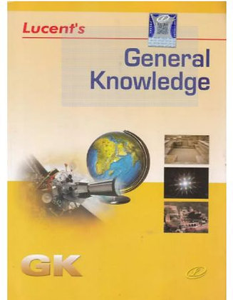 Lucent's - General Knowledge 2020 Edition (Yellow Colour Book)