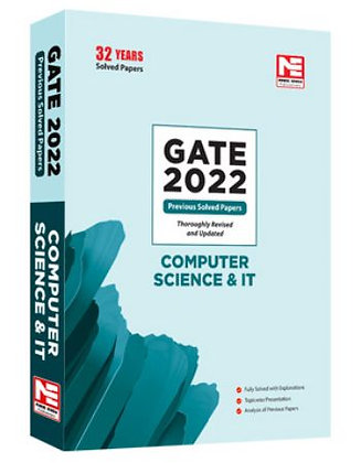 GATE-2022: Computer Science-IT Solved Papers - Made Easy