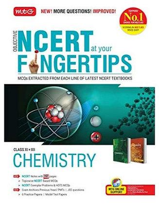 Objective NCERT at your Fingertips Chemistry - MTG