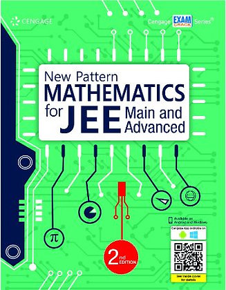 New Pattern Mathematics for JEE Main and Advanced, 2E - Cengage
