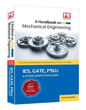 A Handbook on Mechanical Engineering - Made Easy