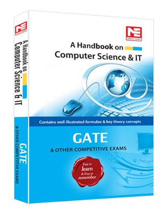 A Handbook on Computer Science IT Engineering (Made Easy)