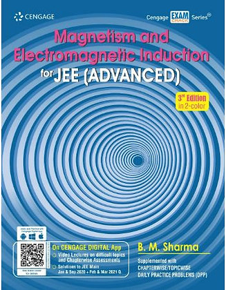 Magnetism and Electromagnetic Induction for JEE (Advanced) - Cengage