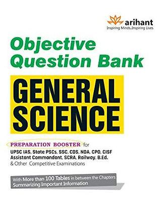 Objective Question Bank GENERAL SCIENCE - Arihant