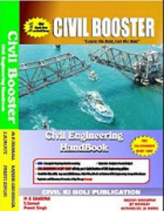 Civil Booster (Handbook of Civil Engineering) & Rocket Chart & Civil Capsule