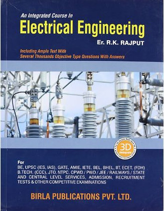 An Integrated Course In Electrical Engineering - RK Rajput